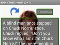 500+ Chuck Norris JOKES 4.0 Screenshot