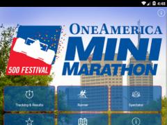 500 Festival Mini Marathon 1.2.10 Screenshot