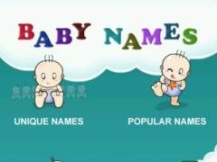 50000+American Baby Names 1 Screenshot