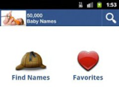 50000 Baby Names PRO 1.0 Screenshot