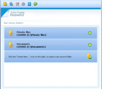 Lock Folder Lock File! 1.4 Screenshot