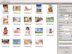5DFly Images to PDF Converter 2.0 Screenshot