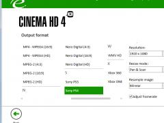 Engelmann Media Cinema HD 4 Screenshot