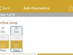 60 Day Workout Tracker Hard Core 1.14 Screenshot