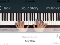 60 Top Hat Piano Grooves Vol. 1 FREE 1.2 Screenshot