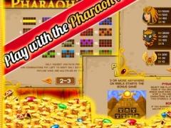 7-7-7 Lucky Casino Slots Pharaoh's: Spin Sloto Machines HD! 1.0 Screenshot