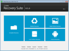 7-Data Recovery Suite Free 4.1 Screenshot