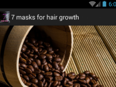 7 Masks for Hair Growth 2.0 Screenshot