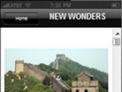 7 WONDERS OF THE WORLD* 1 Screenshot