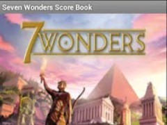 7 Wonders Score Keeper (Free) 1.2d Screenshot