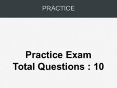 70-498 Practice Exam 1.0 Screenshot