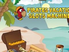 777 A Beach Pirate-s Vacation Slot-s Machine: Cash Whales on Caribbean Land 1.0 Screenshot