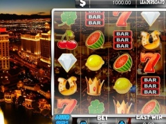 777 A Big Lucky Cherries - FREE Vegas Slots Machine Game 1.0 Screenshot
