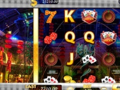 777 A Double Coins Royale Lucky Slots Game - FREE Casino Slots 1.0 Screenshot