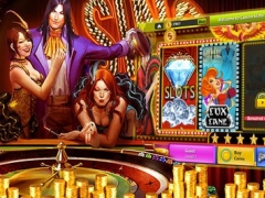 777 A Huge Fashion Casino Slots:Free Coins Of Casino HD 1.0 Screenshot