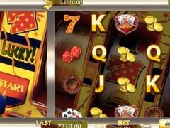 777 A Jackpot Party Heaven Gambler Slots Game - FREE Classic Slots 1.0 Screenshot