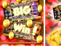 ````````` 777 ````````` A Jackpot Party Heaven Lucky Slots - FREE Vegas Spin & Win 1.0 Screenshot