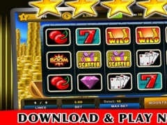 777 A Slots Deluxe: FREE Spin Slots Machines! 1.0 Screenshot