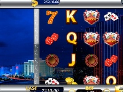 777 A Super Casino Gambler Slots Deluxe - FREE 1.0 Screenshot