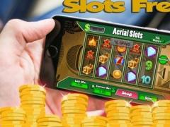 777 aA Aaerial Slots Coins 1.0 Screenshot
