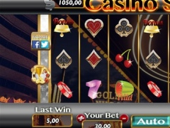 777 Aaba World Golden Slots 1.0 Screenshot