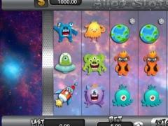 -777- Alien Megas Casino Free Slots Game 1.1 Screenshot