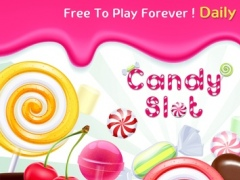 777 Candy Sweet Slots Casino - Double U Crazy Wonderland of Social Jackpot Casino free game 1.1 Screenshot