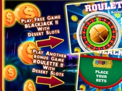777 Casino Blackjack, Roulette, Slots Machine HD 1.0 Screenshot