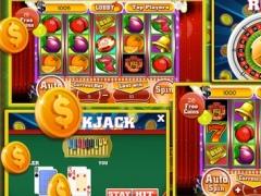 ````````````````````````````````777 Casino Slots, Blackjack, Roulette: Game For Free! 1.0.1 Screenshot
