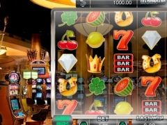 - 777 - Golden Casino Las Vegas - Royal Slots Machine Game 1.0 Screenshot