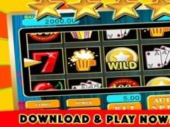 777 Golden Casino Slots - Triple Diamond Deluxe Edition 1.0 Screenshot