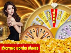 777 Golden Wheel Slots 42.8 Screenshot
