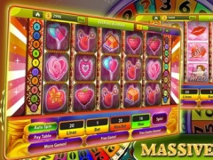 777 Lucky Slots: A Valentine's day Casino Spin Slot Free Game HD 1.0 Screenshot