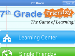 7th Grade Friendzy 2.1 Screenshot