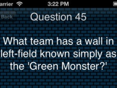 8-bit Trivia: Baseball 1.1 Screenshot