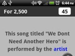 80 s Music Millionaire Lite 1.4 Screenshot
