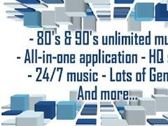 80's 90's best music hits 2.3 Screenshot