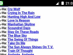80s Hits Song Lyrics 1 3 5 Free Download