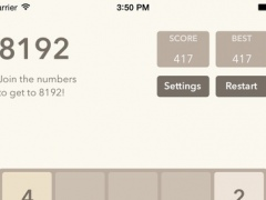 8192 HD difficult to finish these numbers free 1.8 Screenshot