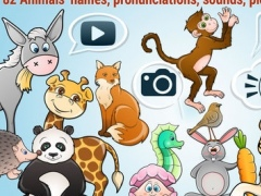 Image of: Cute 82 Kids Puzzles Learn Animals Cute Puzzle With Animal Names Sounds Real Pictures Soft112com 82 Kids Puzzles Learn Animals Cute Free Download