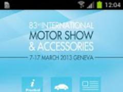 83rd Motor Show - Geneva 1.1 Screenshot