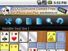 88 Classic Solitaire Games 1.04 Screenshot