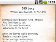 888 Great Poems 5.4 Screenshot