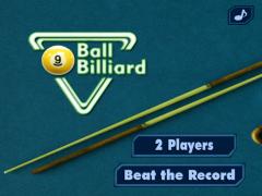 9 Ball Billiard 1.0 Screenshot