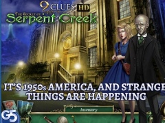 9 Clues: The Secret of Serpent Creek HD 1.0 Screenshot