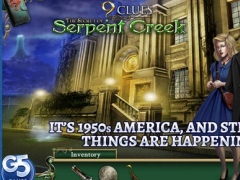 9 Clues: The Secret of Serpent Creek 1.0 Screenshot