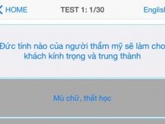 900 Câu Hỏi Thi Nails Exam 1.0 Screenshot