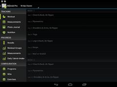 Fit XT Pro (90Droid) 11.11.9 Screenshot