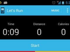 910 Running Coach 1.1.1 Screenshot