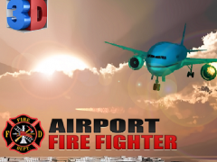 911 Airport Fire Rescue 3D 1.1.4 Screenshot